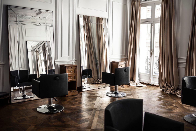 salon hair balmain. Black Bedroom Furniture Sets. Home Design Ideas